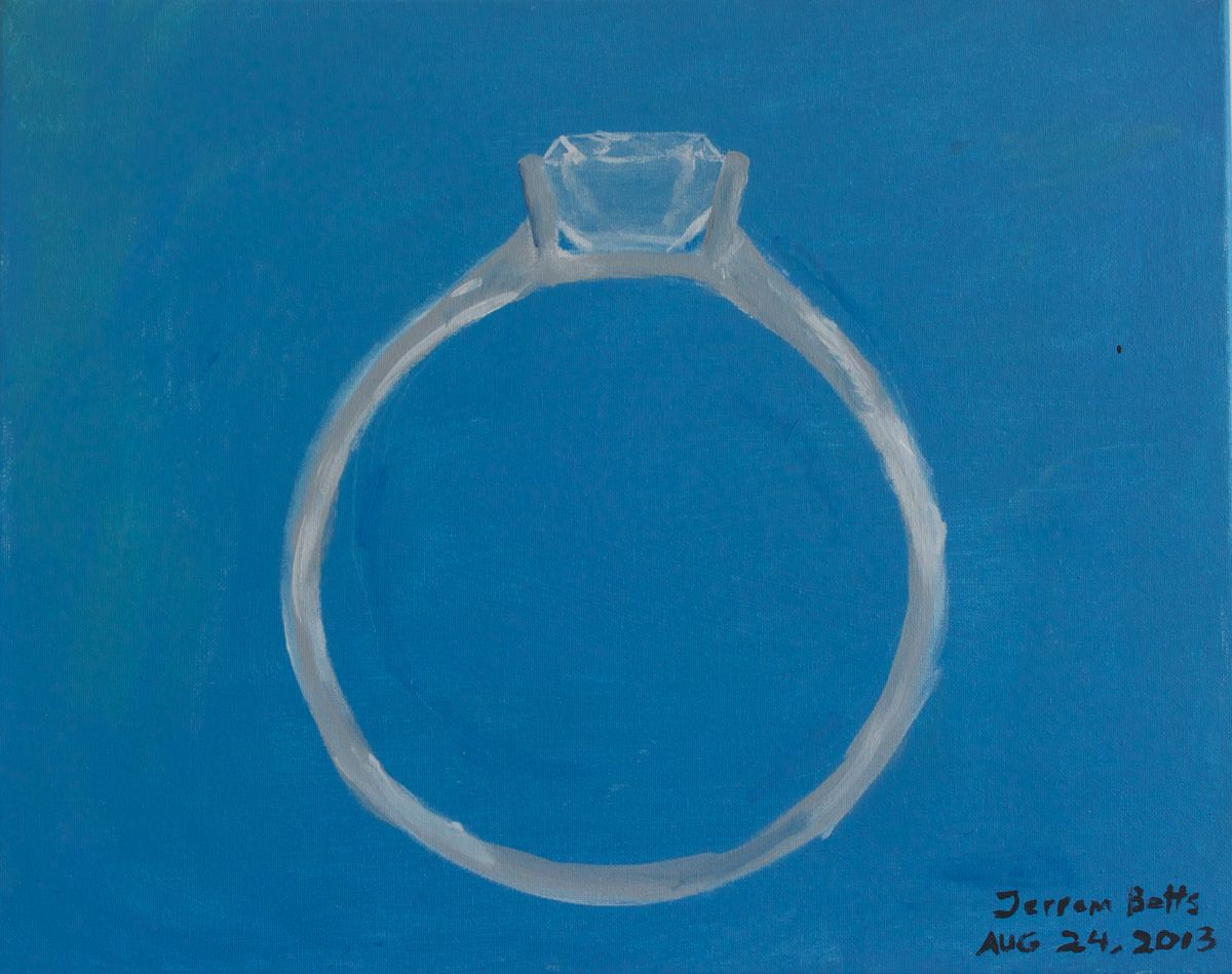 The Ring painting